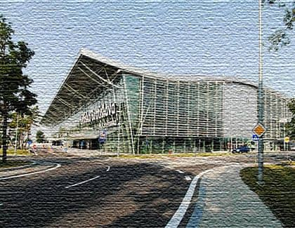 Аэропорт в Братиславе