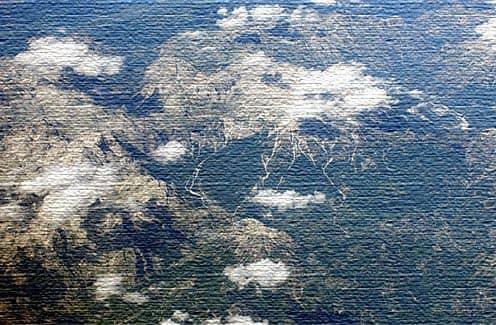 Албания с высоты полета