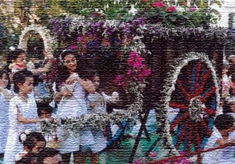 Anthestiria - цветочное мероприятие на Кипре