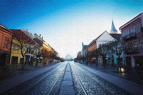 Достопримечательности в Словакии