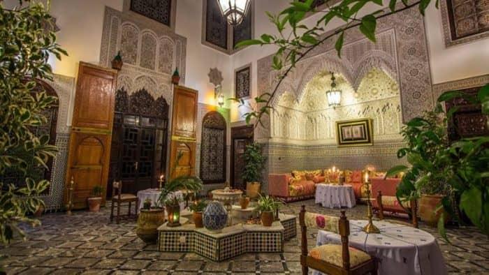 Дворец в Марракеше выставили на продажу за 4 миллиона долларов