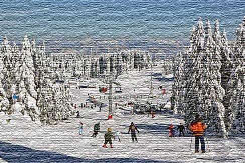 Капаоник - горнолыжный курорт