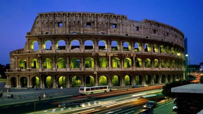 Колизей станет доступным для туристов после захода Солнца