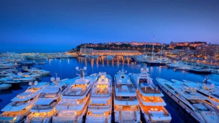 Королевство Монако собирается расширять территорию на море