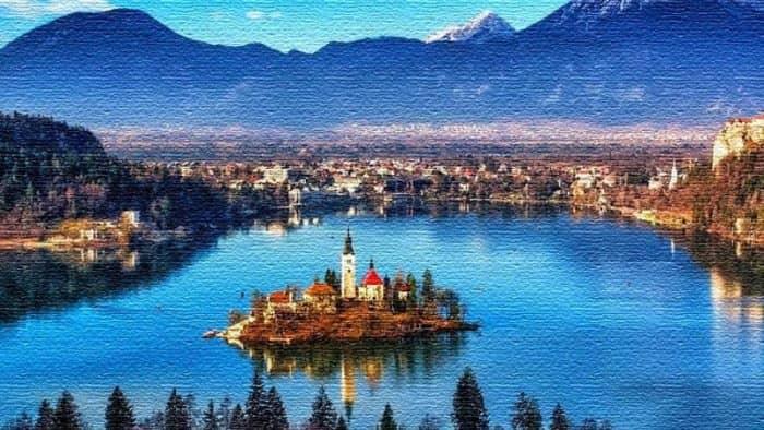 Курорты Словении - небольшая страна с множеством здравниц