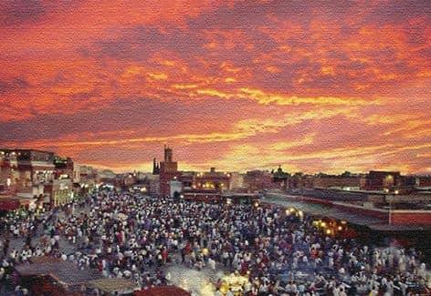 Курорты и курортные города в Марокко