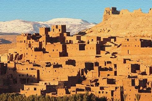 Марокканские достопримечательности