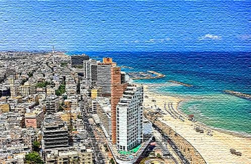 Морские курорты Израиля