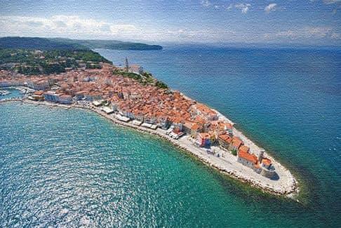 Морские курорты Словении
