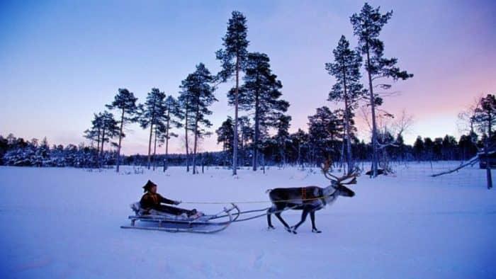 Новый туристический бренд Финляндии - тишина национальных парков