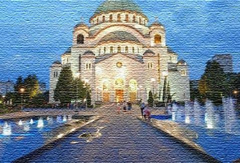 Общее о Сербии