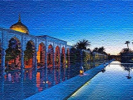 Общее представление о Марокко