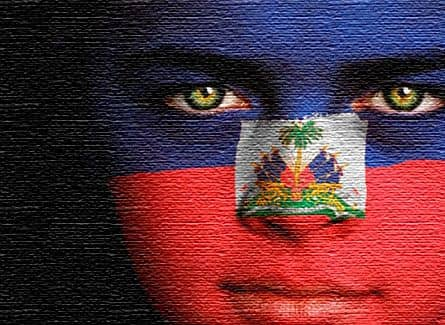 Общее представление: флаг Гаити