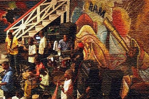 Основные развлечения в Гаити