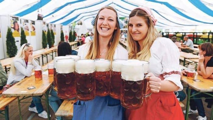 Пражский фестиваль пива состоится 11 мая в парке Летна