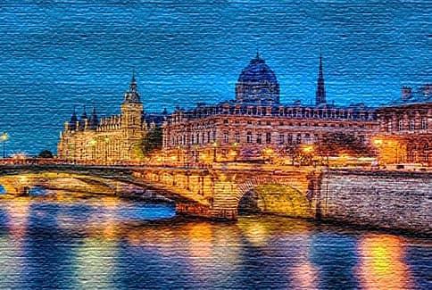 Развлечения в Париже