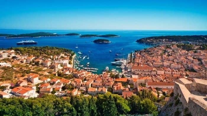 Роскошный туристический комплекс появится на хорватском острове Хвар