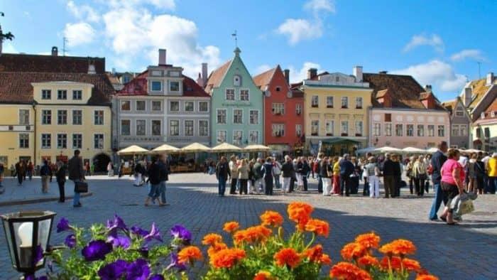 Минтуризма Эстонии планирует привлечь порядка 220 тысяч туристов из России