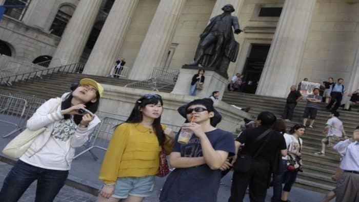 Туризм и аналитика - китайские туристы тратят на путешествие больше всех