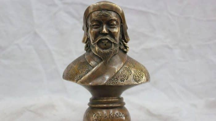 В Индонезии появился памятник Чингисхану в честь взаимного сотрудничества