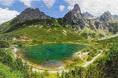 Здравницы и озера Словакии