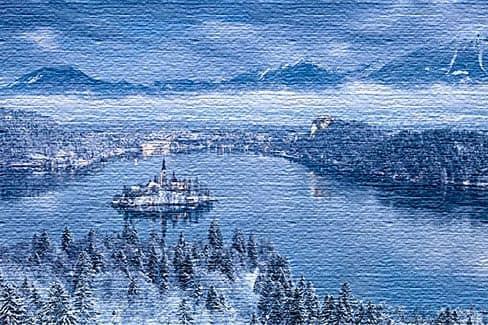 Зимние и горнолыжные курорты Словении