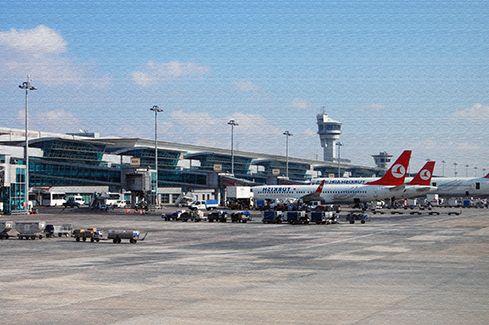 Аэропорт Ататурк Истамбул