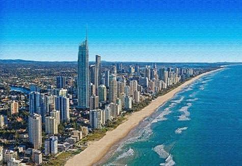 Австралийские морские курорты