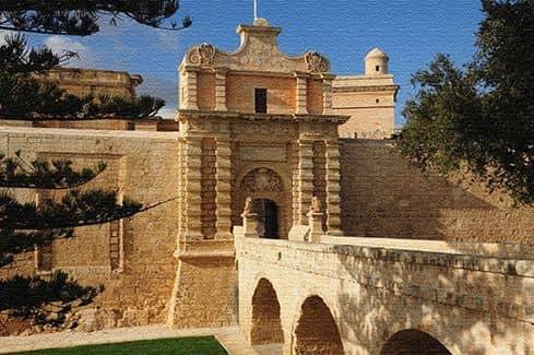Достопримечательности на Мальте