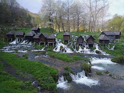 Достопримечательности в Боснии