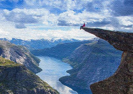 Эко туризм в Норвегии