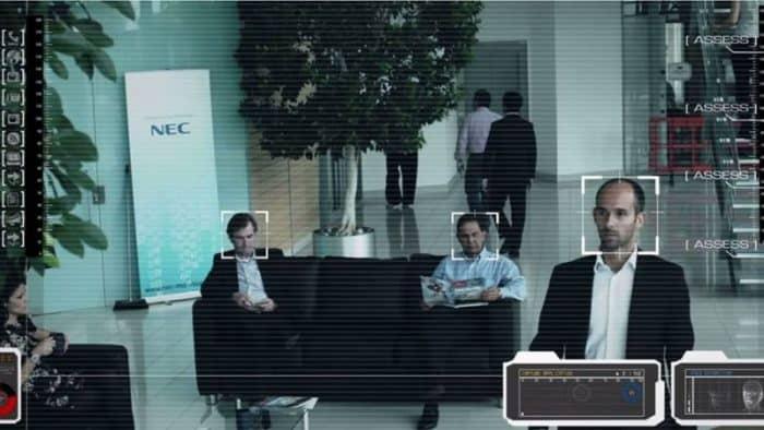 Система распознавания лиц в главном аэропорте Хельсинки