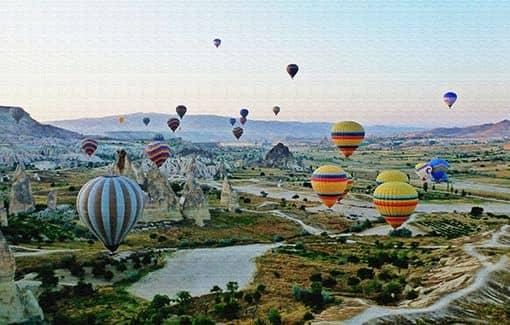 Как провести время в Турции