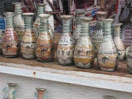 Керамика в Иордании