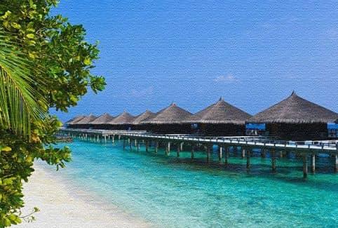 Китайские морские курорты
