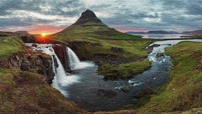 Курорты Исландии - вечная зима и суровый отдых в горах