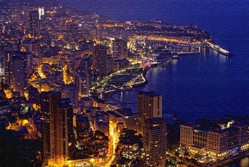 Курорты Монако
