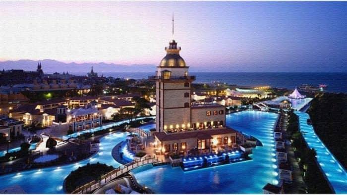 Курорты Турции - наследие Османской Империи и новейшего времени