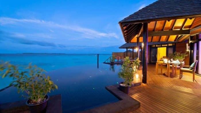 Мальдивы – место проведения кинофестиваля «По экватору»