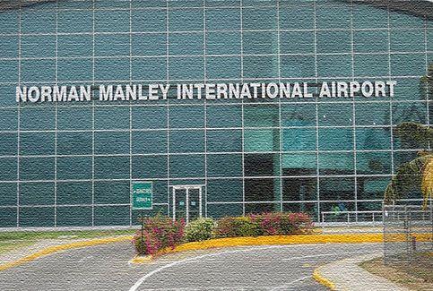 Международный аэропорт Норман Мэнли