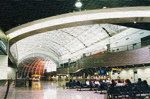 Международный аэропорт в Бразилии
