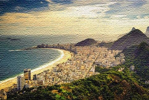 Морские курорты Бразилии