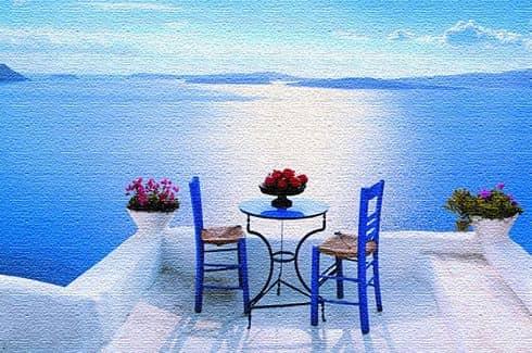 Морские курорты Греции