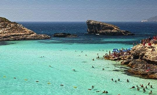Морские курорты Мальтийской Республики