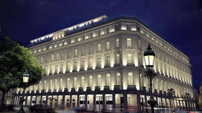 На Кубе появился первый 5-звездочный отель в центре столицы