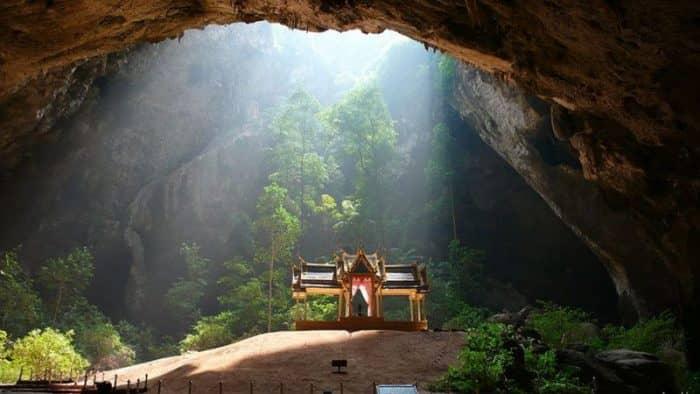 Национальные парки Таиланда закрываются на время сезона дождей