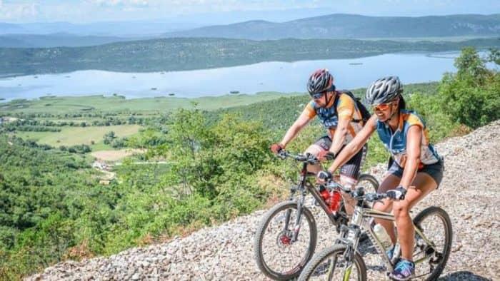 Новую велосипедную трассу создали между Хорватией и Боснией