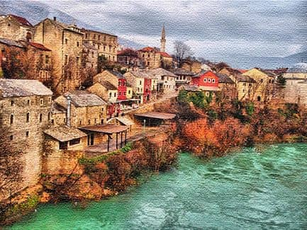 Общее о Боснии и Герцеговине