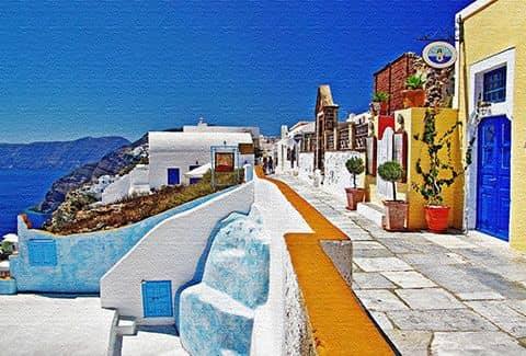 Общее о Греции