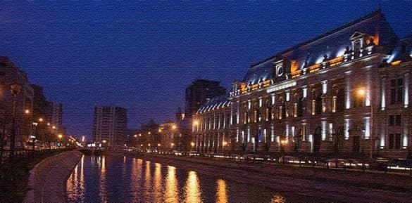Общее о курортах Румынии